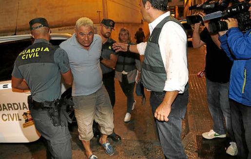 El acusado ingresó el viernes en la cárcel de Palma.
