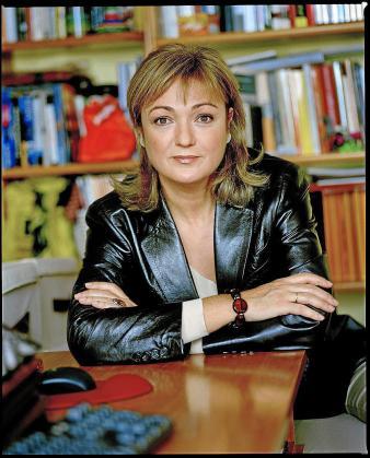 La periodista y escritora Cristina Morató visitará Palma con el Club Ultima Hora.