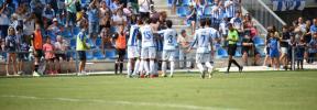 El Atlético Baleares se reencuentra con la victoria