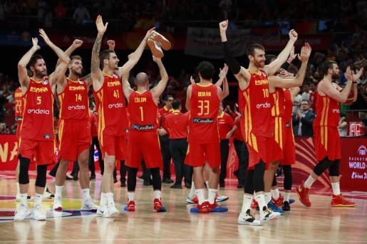 España se proclama campeona del mundo