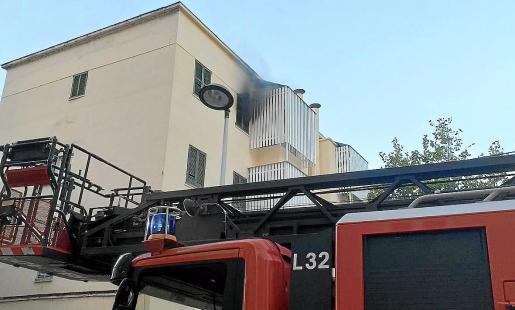 Las personas afectadas por un incendio podrán ser atendidas por el nuevo servicio de urgencias sociales.