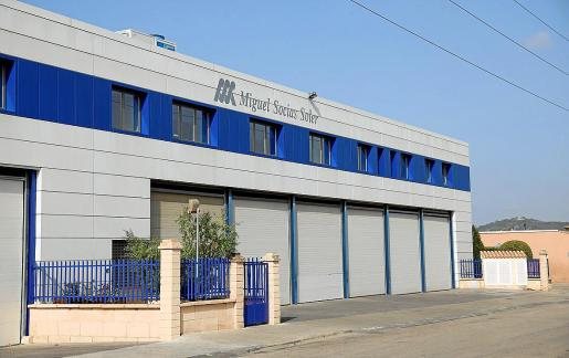 La empresa de distribución de alimentos está ubicada en el polígono Can Matzarí de Inca.