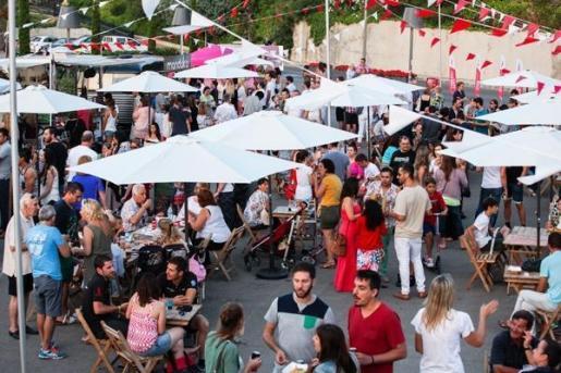 Imagen de anteriores ediciones del Día del Turista 2019 y III Street Food Festival.