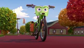 Proyección de 'Bikes' en CineCiutat por la Semana de la Movilidad