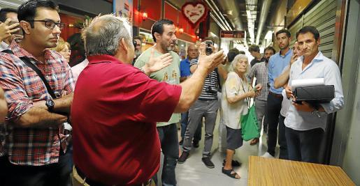 El pasado 12 de septiembre, Cort recuperó la gestión de sus 53 locales de las galerías en un acto tenso.