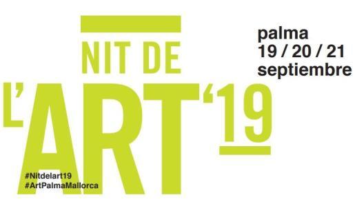 La noche del sábado 21 de septiembre se inaugura oficialmente la Nit de l'Art 2019 en Palma.