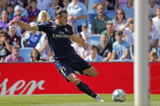 El jugador del Real Madrid Gareth Bale.