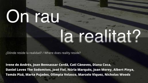 '¿Dónde reside la realidad?', una exposición en Es Baluard.