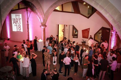 La Nit de l'Art es una de las citas con la cultura más importantes de Palma.