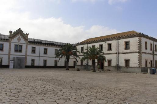 La división de documentación se situará en uno de los laterales del edificio del cuartel General Luque.