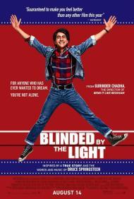 Cartel de la película 'Blinded by the light'