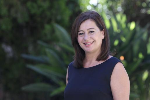 La presidenta del Govern Francina Armengol.