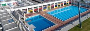 Nuevo contratiempo en las obras de la piscina de Son Hugo