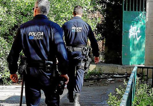 La Policía Local se hizo cargo de la investigación.