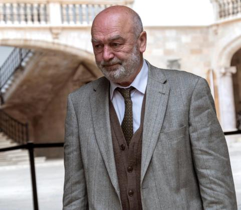 El juez Miquel Florit, en una imagen de archivo.