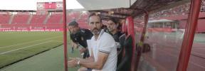 Vicente Moreno destaca el potencial del Getafe