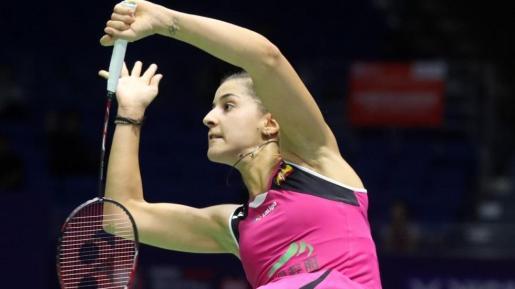 20/09/2019 La jugadora española de bádminton Carolina Marín  ASIA DEPORTES CHINA  BWF   jugadora espanola badminton carolina marin