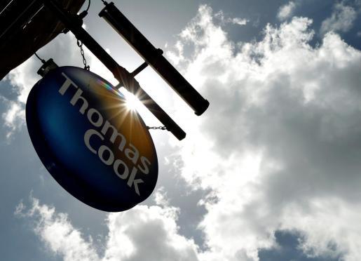 Thomas Cook pide ayuda al Gobierno británico para evitar la suspensión de pagos.