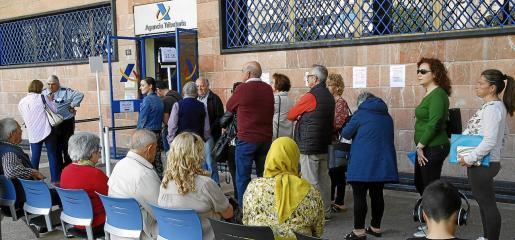 La previsión inicial de la Agencia Tributaria para la campaña de 2018 en Baleares era de un total de 526.048 declaraciones.