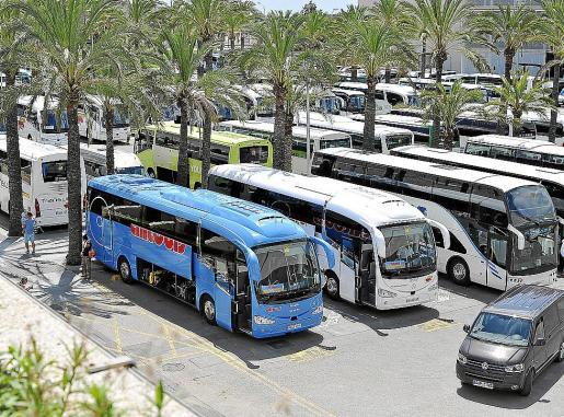 El TSJB rechaza el recurso contra las líneas del aeropuerto.