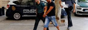 Detenido por intentar quemar vivo a un hombre que no le dio dinero en Magaluf