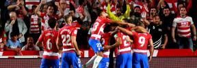 El Barcelona pierde ante un Granada que ya es líder