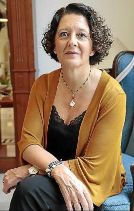 La doctora Ruth Vera, presidenta del SEOM.