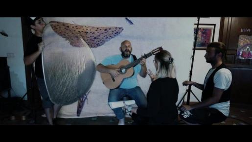 Tom Trovador presentará los temas de 'Con alas de ratón' en La Movida.