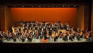 Quinto concierto de la Temporada 2019/2020 de la Orquestra Simfónica en el Auditórium de Palma