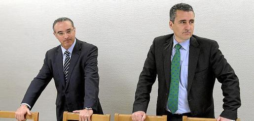 José Antonio Álvarez y Tomás Melgar.