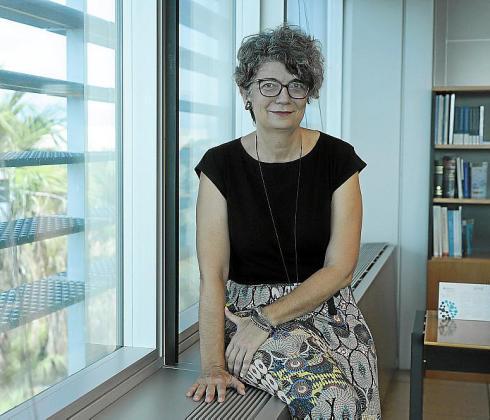 Agustina Vilaret, secretaria autonómica de Recerca.