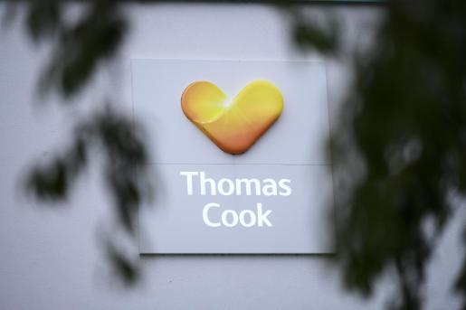 Logo de la compañía Thomas Cook.