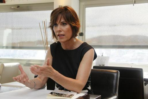 La periodista Concha García Campoy, en una imagen de archivo.