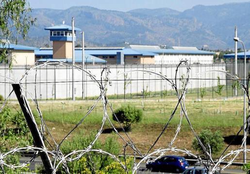 Imagen de archivo del centro penitenciario de Palma.