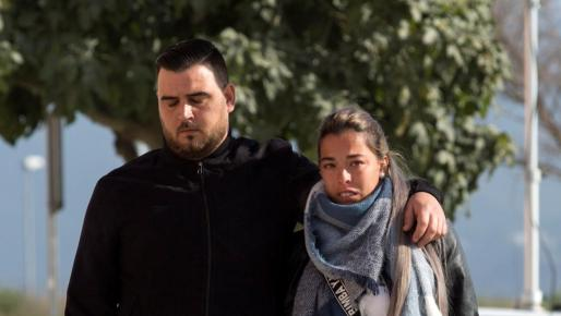 José Roselló y Victoria García, los padres de Julen, esperan su tercer hijo.