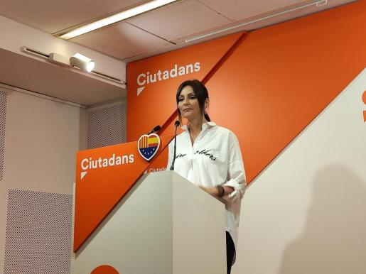 27/09/2019 La líder de Cs en Catalunya, Lorena Roldán  POLITICA ESPAÑA EUROPA CATALUÑA AUTONOMÍAS   lider cs catalunya lorena roldan