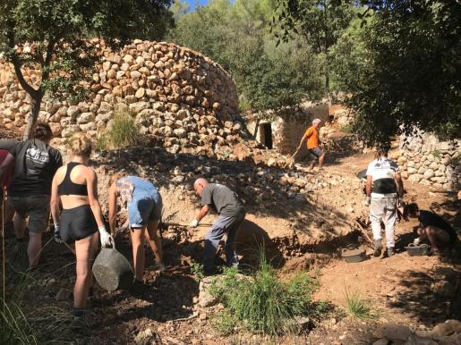 Més que Pedra celebra en Coanegra su II Estancia internacional de la Pedra en Sec.