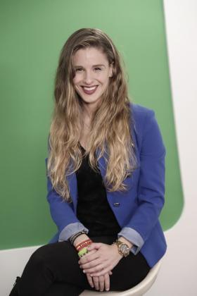Malena Contestí, fue la candidata de Vox al Congreso por Baleares en las elecciones del 28A.
