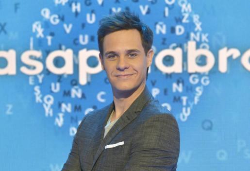 Christian Gálvez presentador de Pasapalabra.