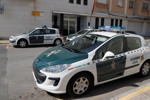 La Guardia Civil ha detenido realizado la detención en la localidad de Pedrola (Zaragoza).