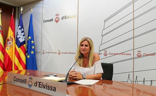 Marta Díaz fue consellera de Interior, Comercio, Industria y Relaciones Institucionales en la pasada legislatura.