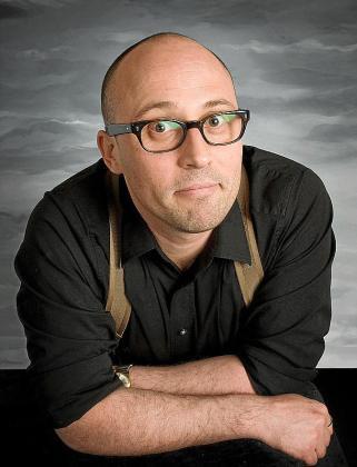 El cineasta Adam Elliot, director del filme de animación 'Mary and Max'.