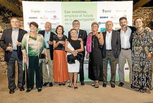 Gala solidaria de la AECC