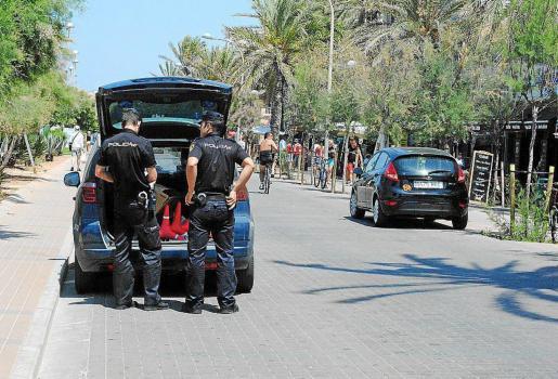 La Policía Nacional llevó a cabo la investigación de los hechos, ocurridos en 2018.