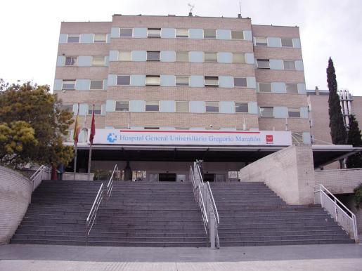 Los hechos sucedieron en el Hospital Gregorio Marañón.