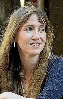 Marisa Lucas, candidata de Más País en Baleares.