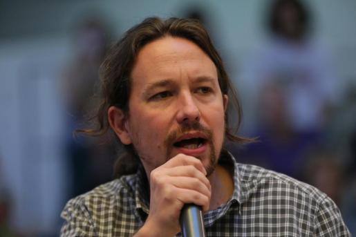 Pablo Iglesias, candidato de Unidas Podemos.
