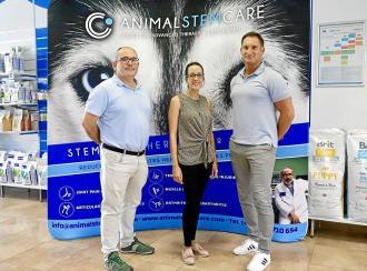 Animal Stem Care: Células madre de uso veterinario, el I+D que acelera la curación animal