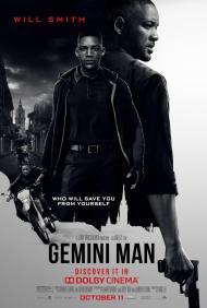 Cartel de la película 'Géminis'