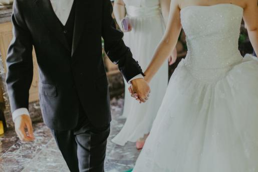 Un vídeo viral critica las nuevas costumbres en las bodas.